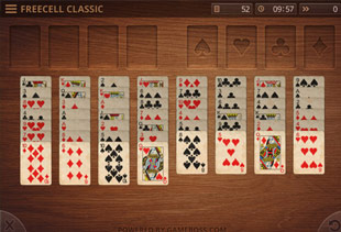Freecell Vintage
